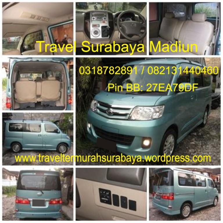 Tour And Travel Jual Tiket Promo Jasa Antar Jemput: Travel Surabaya Madiun I Travel Surabaya Semarang I Travel